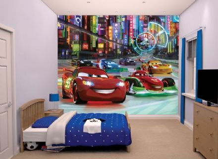 Photo wallpaper Pixar Disney Cars